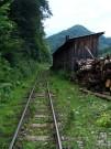 Okolie hajcu - ešte používané drevárne