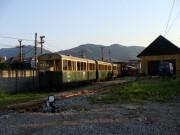 Otvorené osobné vozne pre turistické vlaky